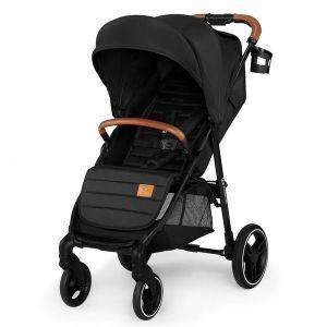Бебешка количка Grande 2020 KINDERKRAFT - черна