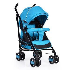 Лятна бебешка количка Joy MONI - тюркоаз