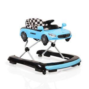 Детска проходилка Cabrio 2в1 Cangaroo - синя