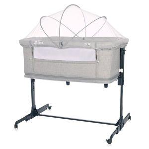 Бебешко креватче MILANO 2в1 LORELLI - Grey