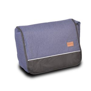 Чанта за аксесоари MONI - деним