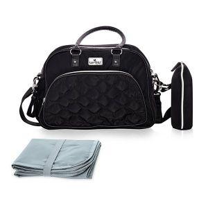 Чанта за количка VIOLA LORELLI - Black