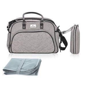 Чанта за количка VIOLA LORELLI - Grey