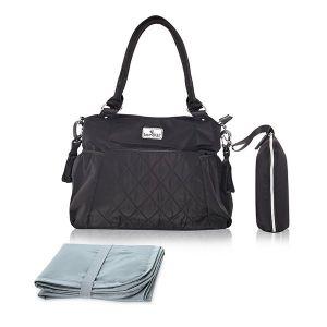 Чанта за количка KRISTIN LORELLI - Black