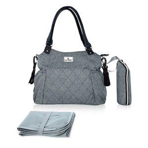Чанта за количка KRISTIN LORELLI - Grey