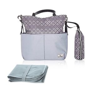 Чанта за количка LAURA LORELLI - Grey