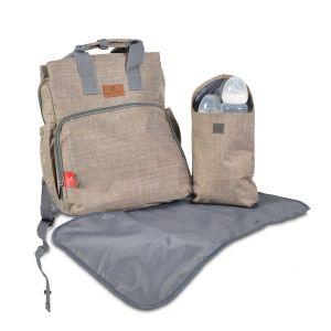 Чанта за аксесоари Lydia CANGAROO - бежова