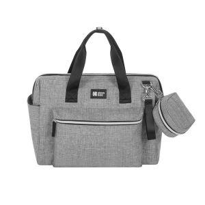 Чанта за количка Maxi KIKKABOO - Grey