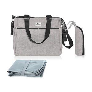 Чанта за количка MAYA LORELLI - Grey