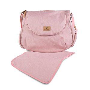 Чанта за количка Naomi CANGAROO - розова