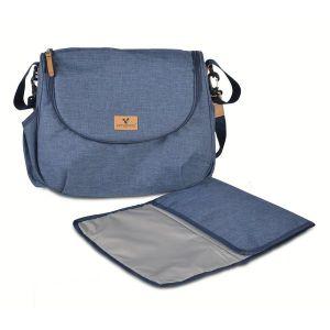 Чанта за количка Naomi CANGAROO - синя