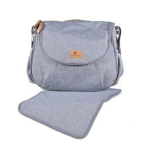 Чанта за количка Naomi CANGAROO - сива