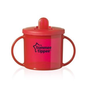 Детска чаша Essentials First Cup 190 ml. 4м+ Tommee Tippee