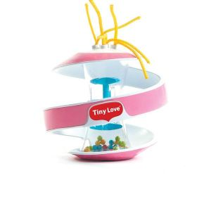 Детска играчка Малки умничета Inspiral Rainstick TINY LOVE - розово