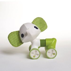 Детска играчка Малки Търкулчета Samuel the Elephant TINY LOVE