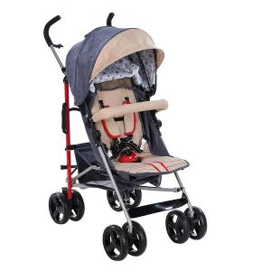 Детска лятна количка Cheryl ZIZITO - синя
