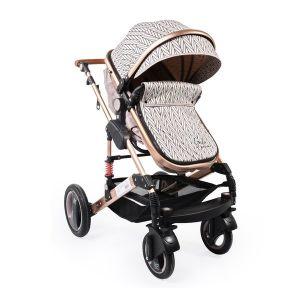 Детска комбинирана количка Gala Premium Moni - Barley