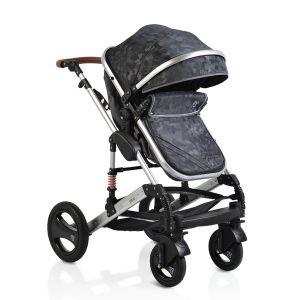 Детска комбинирана количка Gala Premium Moni - Crystals