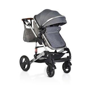 Детска комбинирана количка Gala Premium Moni - Panther