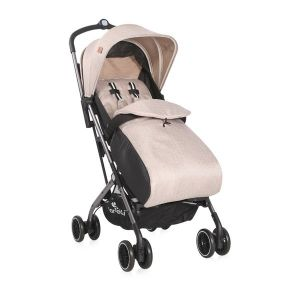 Детска лятна количка HELENA LORELLI - Dark BEIGE