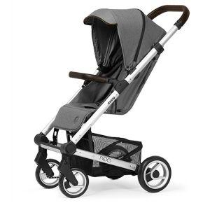 Детска количка Nexo MUTSY - Ash Melange