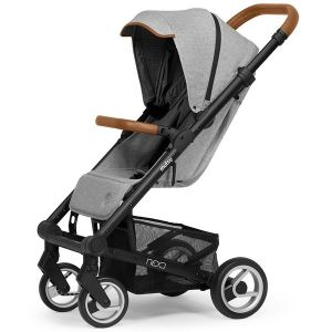 Детска количка Nexo MUTSY - Mist Melange