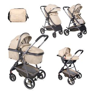 Детска количка SOLA SET LORELLI - Beige