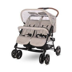 Детска количка за близнаци TWIN LORELLI - STRING