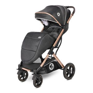 Лятна детска количка STORM LORELLI - LUXE Black