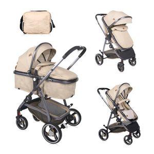 Детска количка SOLA LORELLI - Beige
