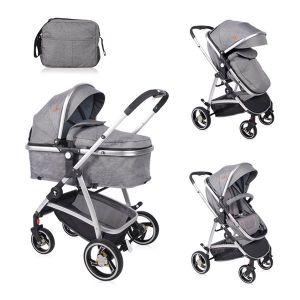 Детска количка SOLA LORELLI - Grey