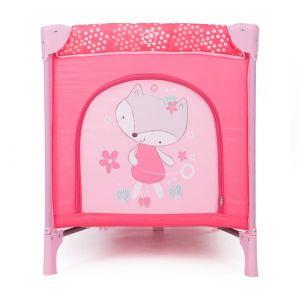 detska-koshara-2-niva-pijama-party-kikkaboo-pink-fox-4.jpg - 3