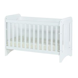 Детска кошара Belissa 60х120 - MDF NUBA - бяло