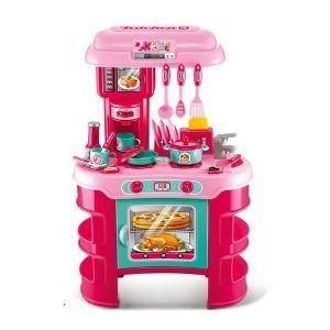Детска кухня Kitchen Cook BUBA - розова