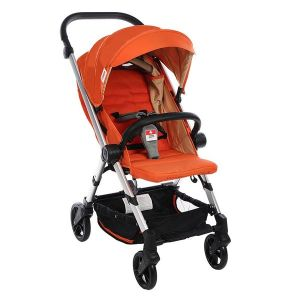 Детска лятна количка Bianchi ZIZITO - оранжева