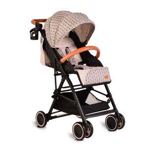 Детска лятна количка Compact Moni - бежова
