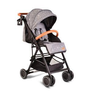 Детска лятна количка Compact Moni - сива