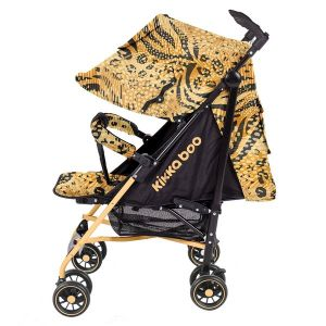 Лятна детска количка Guarana KikkaBoo - Yellow