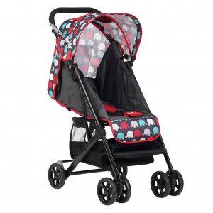 Детска лятна количка Jasmin ZIZITO - червена