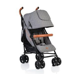 Лятна детска количка Sunrise CANGAROO - сива