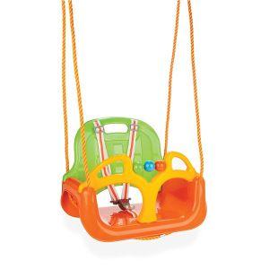 Детска люлка SAMBA PILSAN - оранжева