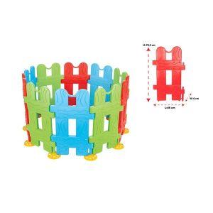 Детска ограда 10 елемента PILSAN