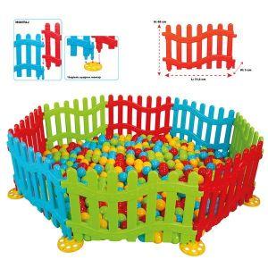 Детска ограда 8 елемента PILSAN