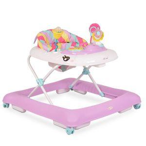 Детска проходилка Unicorn CANGAROO - лилав