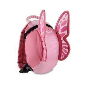 Детска раница 2 л. LittleLife - пеперуда