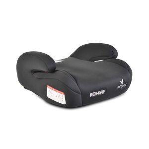 Детска седалка за кола 22-36 кг. с ISOFIX система Romeo CANGAROO - черна