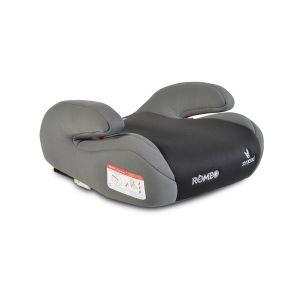Детска седалка за кола 22-36 кг. с ISOFIX система Romeo CANGAROO - сива