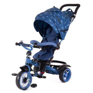 Детска триколка Alonsy KikkaBoo - Blue Bikes
