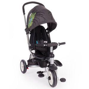 Детска триколка Vetta KikkaBoo - Parrots / въздушни гуми/