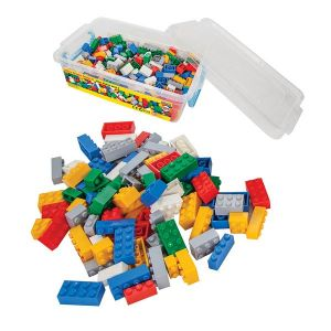 Детски конструктор Micro 504 елемента PILSAN
